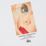 Мужская футболка Stussy Harumi Yamaguchi Girl White фото- 2