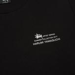 Мужская футболка Stussy Harumi Yamaguchi Nude Black фото- 2