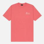 Мужская футболка Stussy Harumi Yamaguchi Nude Dark Pink фото- 0