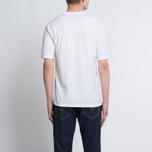 Мужская футболка Stussy Harumi Yamaguchi Palm White фото- 4