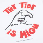 Мужская футболка Stussy High Tide White фото- 2