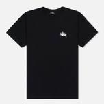 Мужская футболка Stussy Invest In The Best Black фото- 0