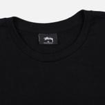 Мужская футболка Stussy Invest In The Best Black фото- 1