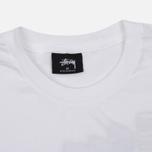 Мужская футболка Stussy Invest In The Best White фото- 1