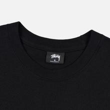 Мужская футболка Stussy ITP Lion Black фото- 1