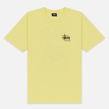 Мужская футболка Stussy ITP Lion Lemon фото- 0
