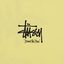 Мужская футболка Stussy ITP Lion Lemon фото- 2