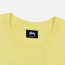 Мужская футболка Stussy ITP Lion Lemon фото- 1