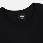 Мужская футболка Stussy Leone Black фото- 1