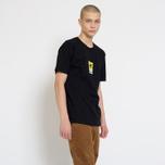 Мужская футболка Stussy Leone Black фото- 3