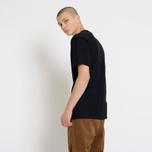Мужская футболка Stussy Leone Black фото- 4
