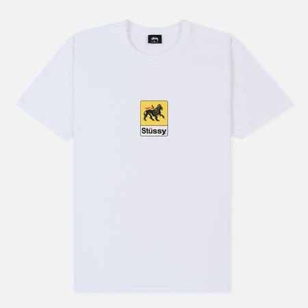 Мужская футболка Stussy Leone White
