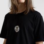 Мужская футболка Stussy Link Black фото- 4
