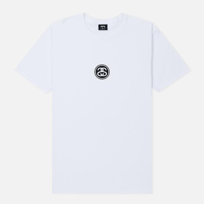 Мужская футболка Stussy Link White