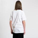 Мужская футболка Stussy Link White фото- 2
