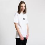 Мужская футболка Stussy Link White фото- 1