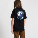 Мужская футболка Stussy Mystic 8 Ball Black фото- 3