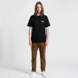 Мужская футболка Stussy Mystic 8 Ball Black фото- 4