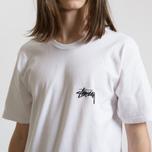 Мужская футболка Stussy Mystic 8 Ball White фото- 5