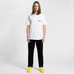Мужская футболка Stussy Mystic 8 Ball White фото- 4