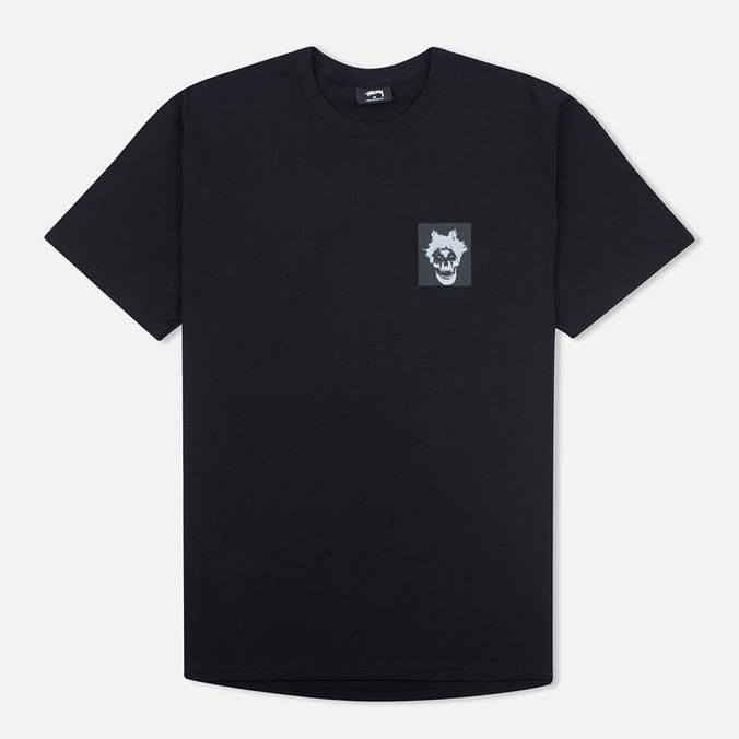 Мужская футболка Stussy Punk Boy Black