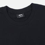 Мужская футболка Stussy Punk Boy Black фото- 1