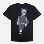 Мужская футболка Stussy Punk Boy Black фото- 4