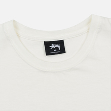 Мужская футболка Stussy S Crown Pigment Dyed Natural фото- 1