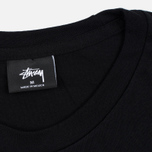 Stussy Stock Link Men's T-Shirts Black photo- 2