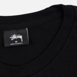 Мужская футболка Stussy Stock Link Black фото- 2