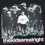 Stussy The Kids Are Alright Men's T-shirt Black photo- 2