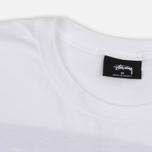 Мужская футболка Stussy Tribe Box White фото- 1