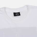 Мужская футболка Stussy Tribe Box White фото- 2