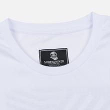 Мужская футболка Submariner Basic Logo Dazzle White фото- 2
