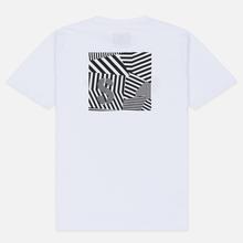 Мужская футболка Submariner Basic Logo Dazzle White фото- 3