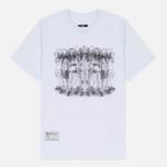 Мужская футболка Submariner Crew Print White фото- 0