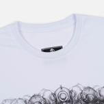 Мужская футболка Submariner Crew Print White фото- 1