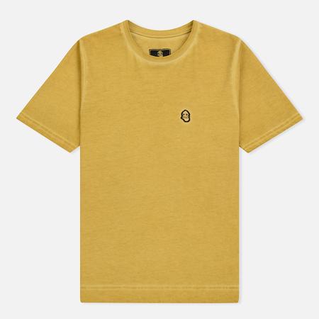 Мужская футболка Submariner Garment Dyed Vintage Effect Yellow