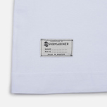 Мужская футболка Submariner Glitch Helmet White фото- 3