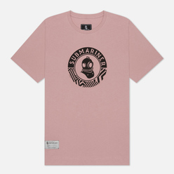 Мужская футболка Submariner Main Logo Print Pink