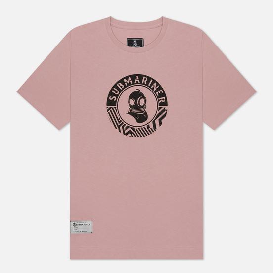 Мужская футболка Submariner Main Logo Print Pink