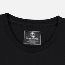 Мужская футболка Submariner Mine Logo Print Black фото- 1