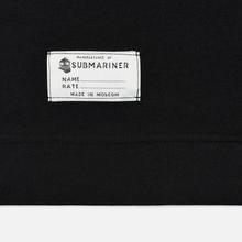 Мужская футболка Submariner Mine Logo Print Black фото- 3