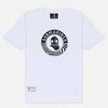 Мужская футболка Submariner Mine Logo Print White фото- 0