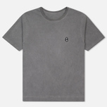 Мужская футболка Submariner Mini Logo Slim Fit Light Grey фото- 0