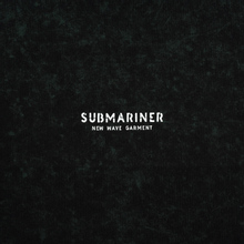 Мужская футболка Submariner New Wave Logo Rusty Green фото- 2