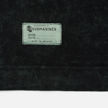 Мужская футболка Submariner New Wave Logo Rusty Green фото- 3