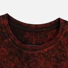 Мужская футболка Submariner New Wave Logo Rusty Red фото- 1
