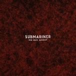 Мужская футболка Submariner New Wave Logo Rusty Red фото- 2