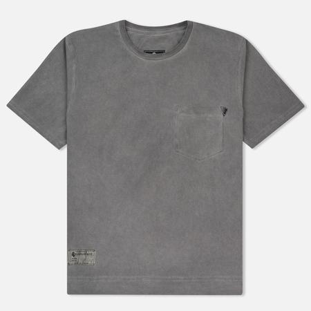 Мужская футболка Submariner Pocket Light Grey